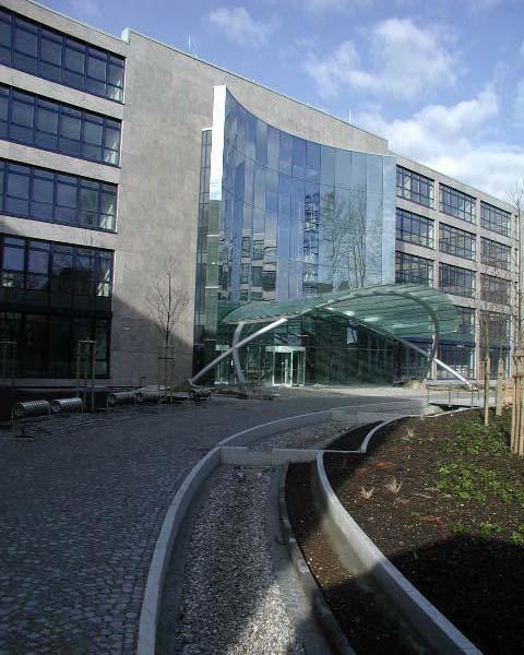 Criterion - Bürogebäude mit Tiefgarage