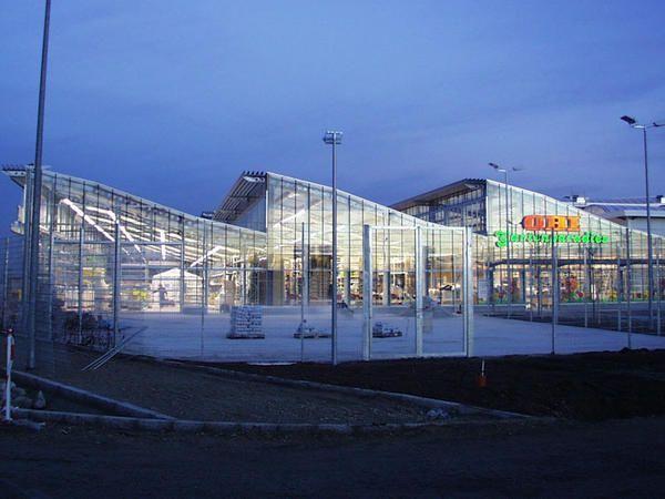 Obi Freising - Bau- und Heimwerkermarkt