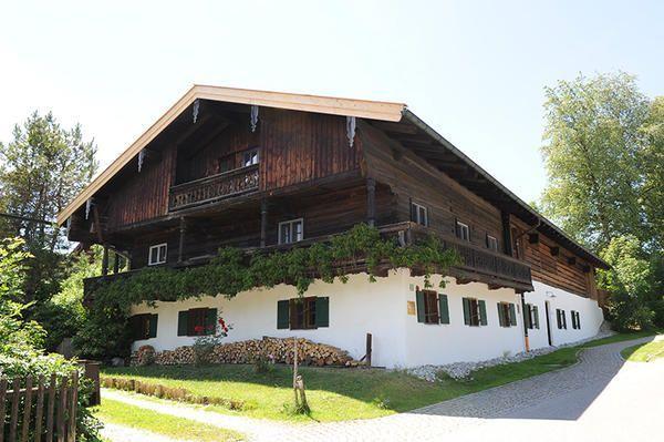 Oberbayrisches Bauernhaus