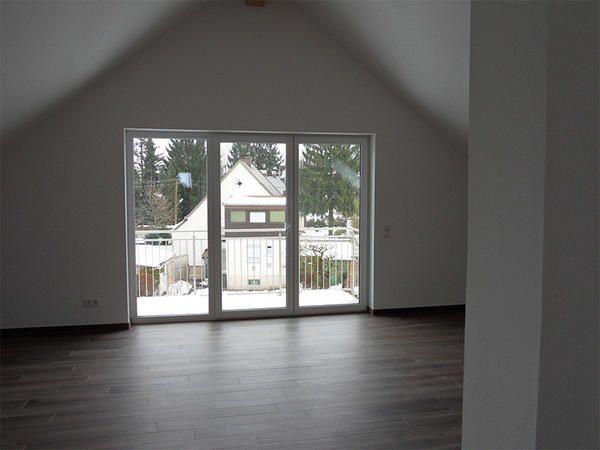 Neubau eines Dreifamilienwohnhauses