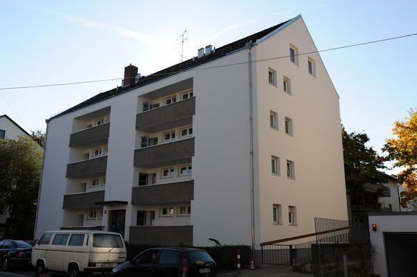 Sanierung Wohnanlage Gräfstraße